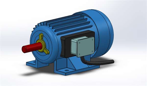 Design of an Electric Motor