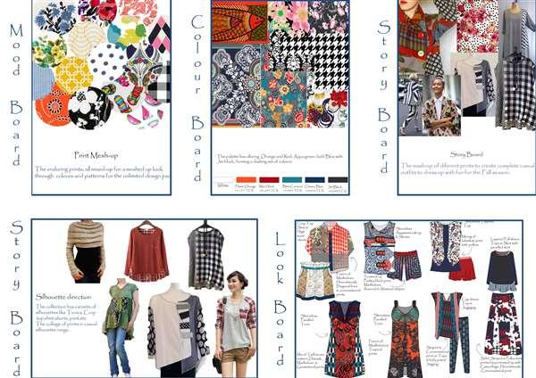 Theme - Mixed prints