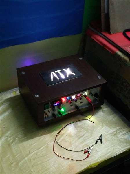 ATX250 Benchtop.