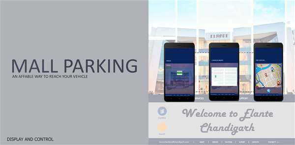 Mall Parking Project