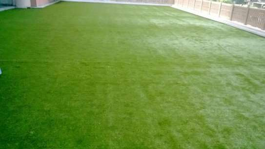 Artificial Grass at PHQ