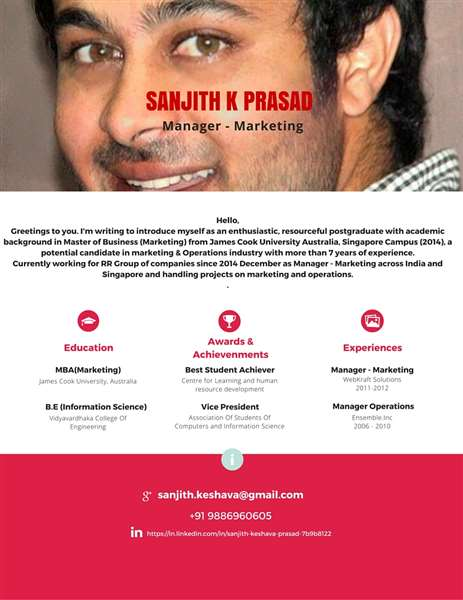 Sanjith Cover page