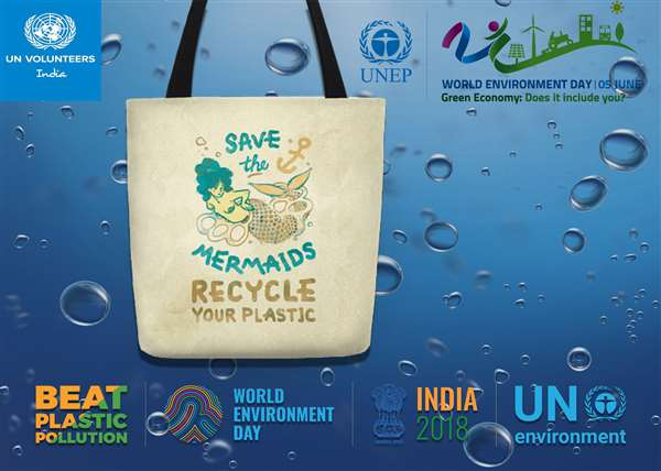 Beat Plastic Pollution - Campaign 1