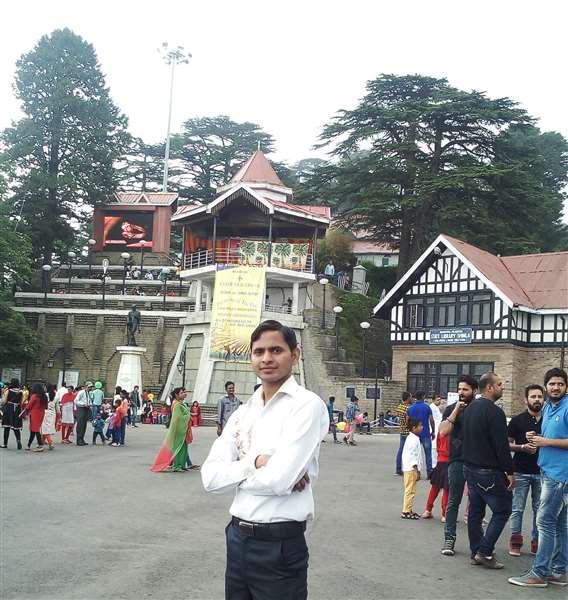 Muneer Khan:Shimla Church