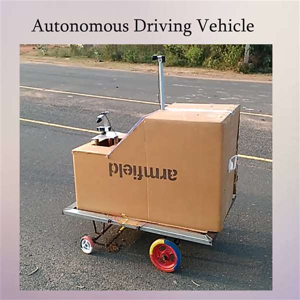 Autonomous Drivning Vehicle