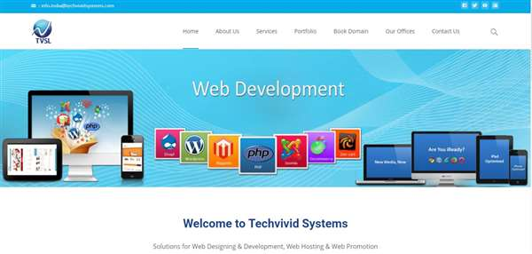 Techvivid Systems (India)