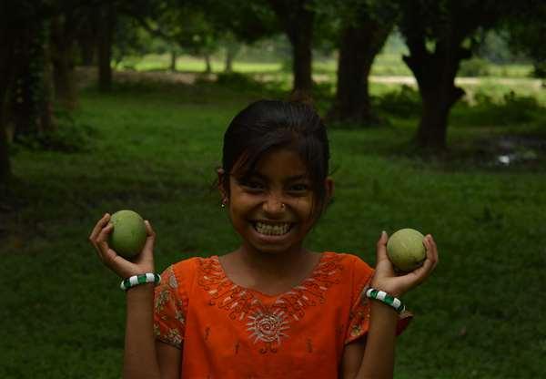 that mango smile