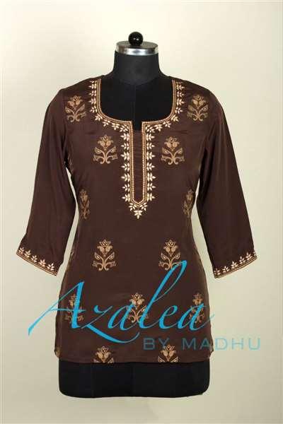 Oriental Motif Embroidery