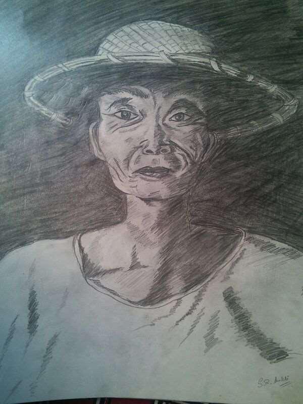 Mangolian farmer