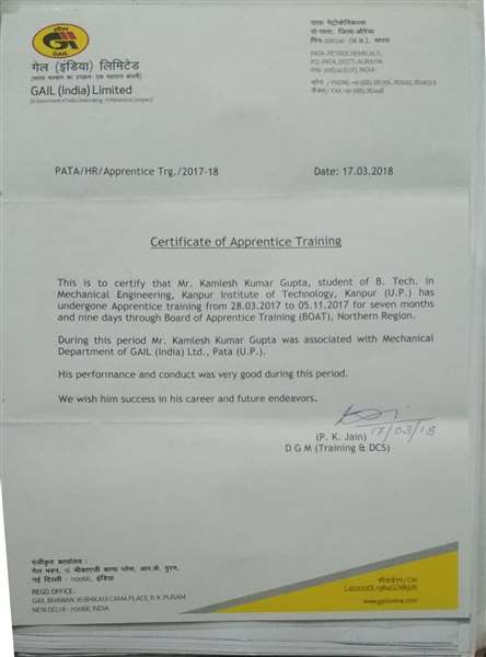 Graduate apprentice trainee