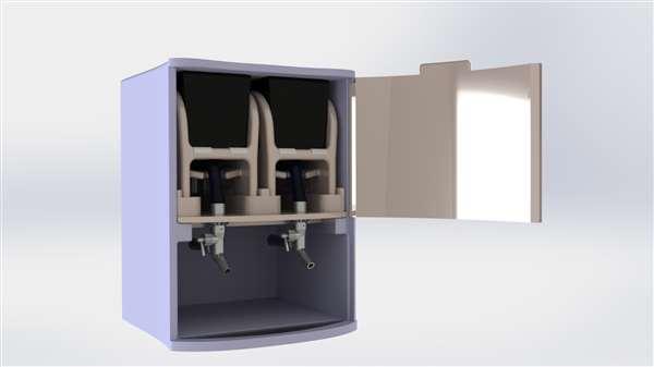 Beverage Dispenser Machine.