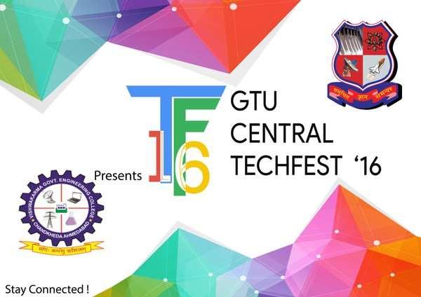 central tech fest2k16