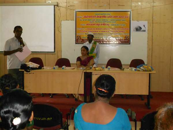 Seminar on Women Harassments