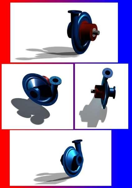 Centrifugal Pump Assembly