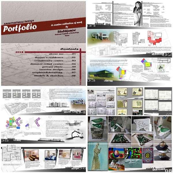 Architetural portfolio