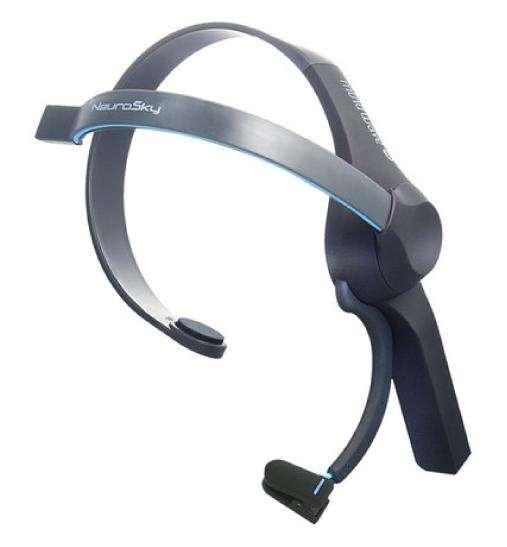 Mindwave NEUROSKY headset