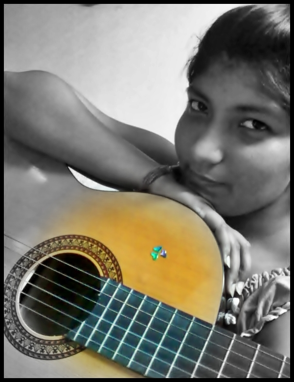 Me and my Guitar..