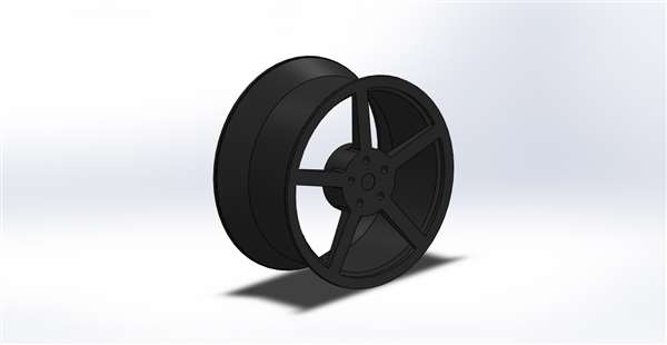 Design of a Wheel Rim