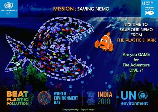 Beat Plastic Pollution - Campaign 3