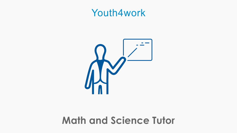Math and Science Tutor