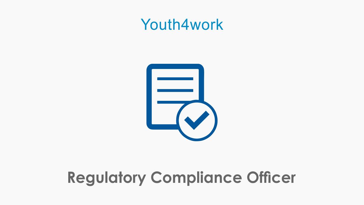 Regulatory Compliance Officer