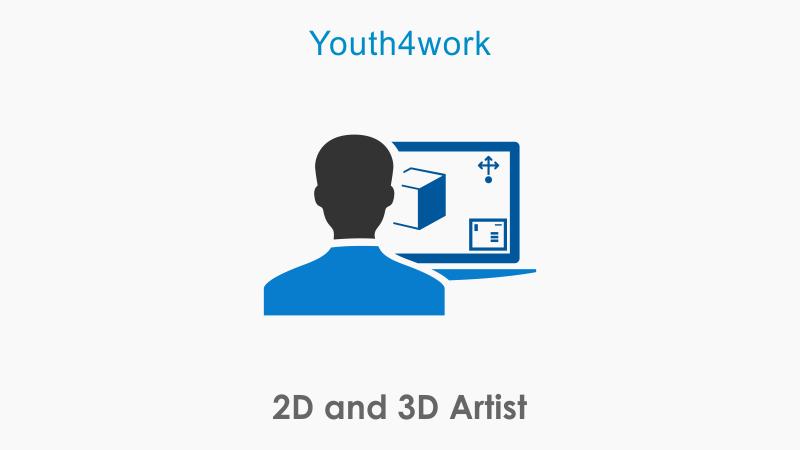 2D and 3D Artist