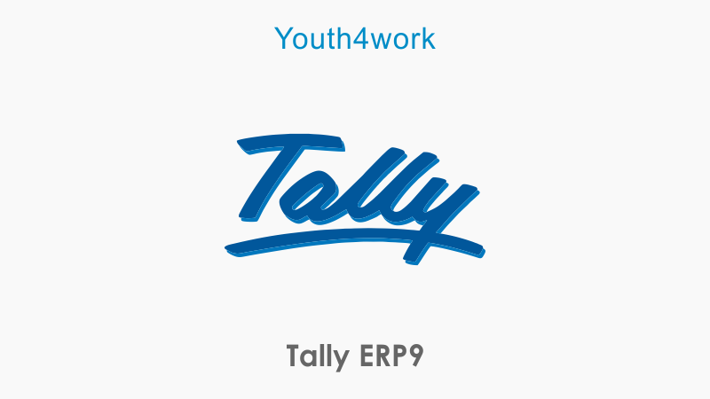 How is data backup of a particular company done in Tally ERP