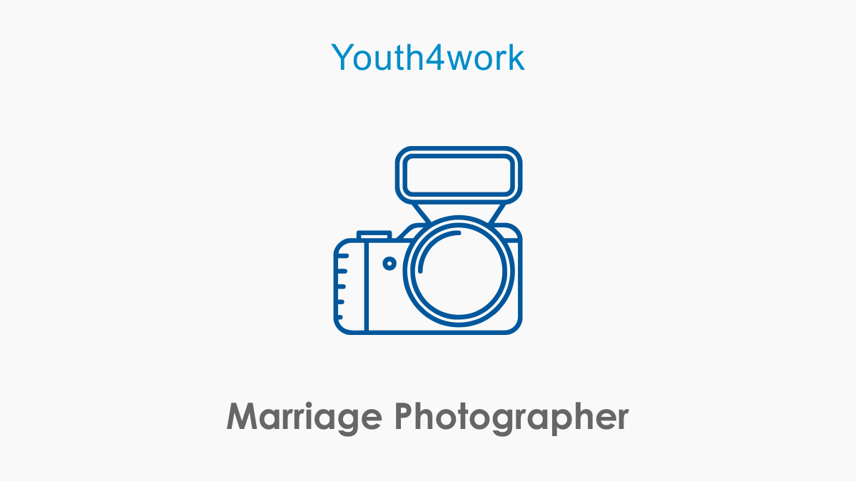 Marriage Photographer