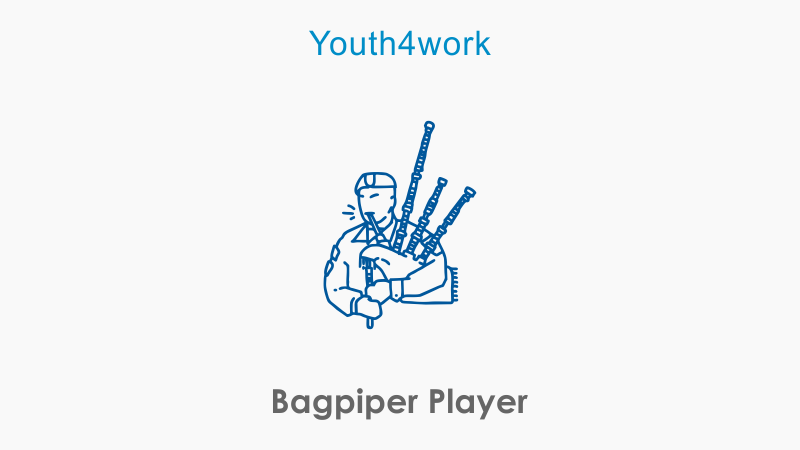 Bagpiper Player