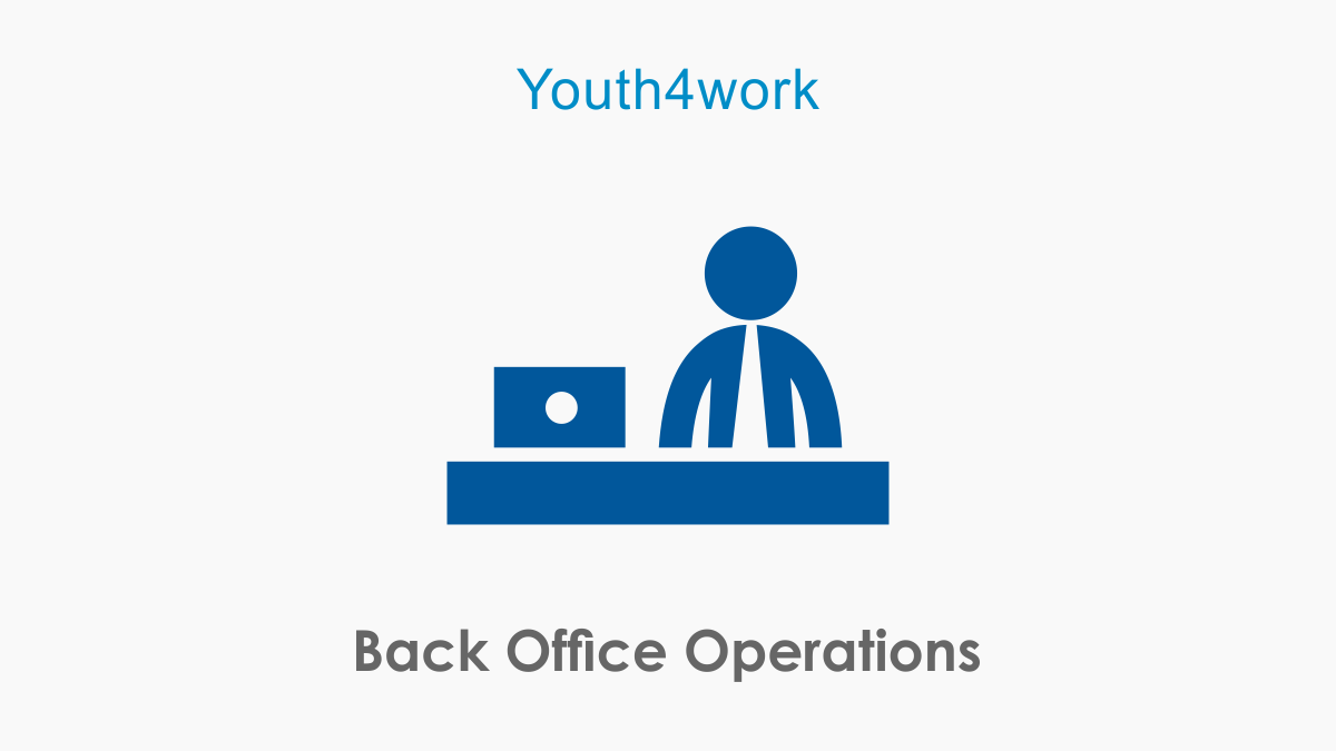Back Office Operations