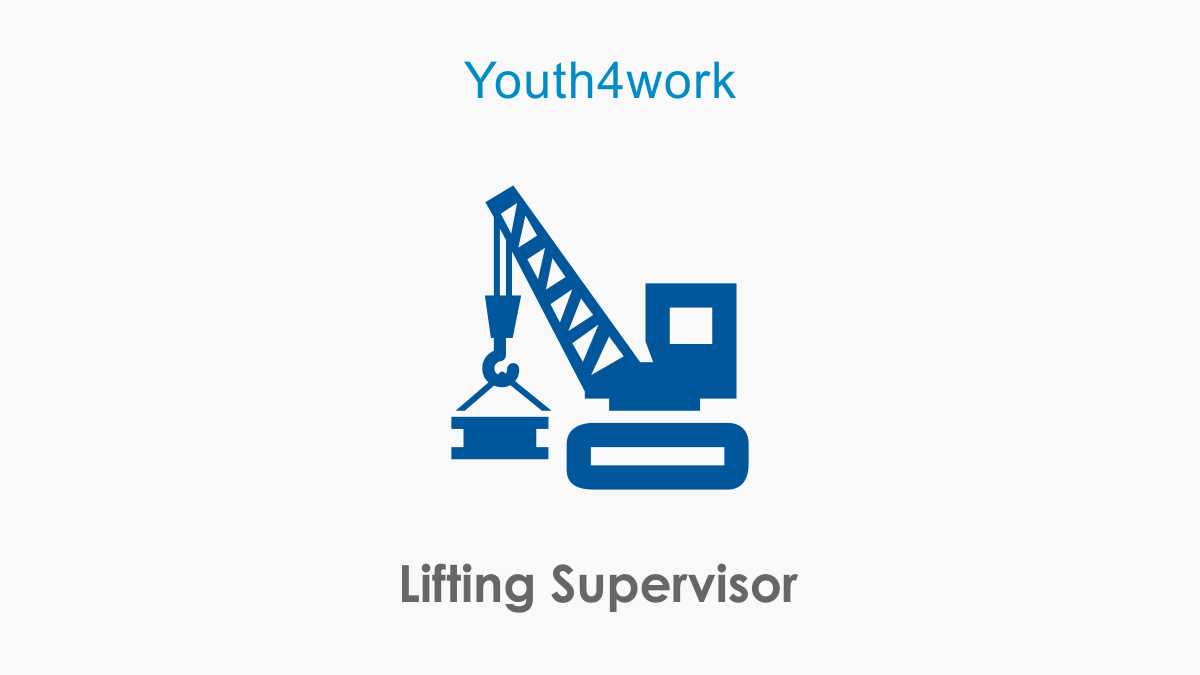 Lifting Supervisor