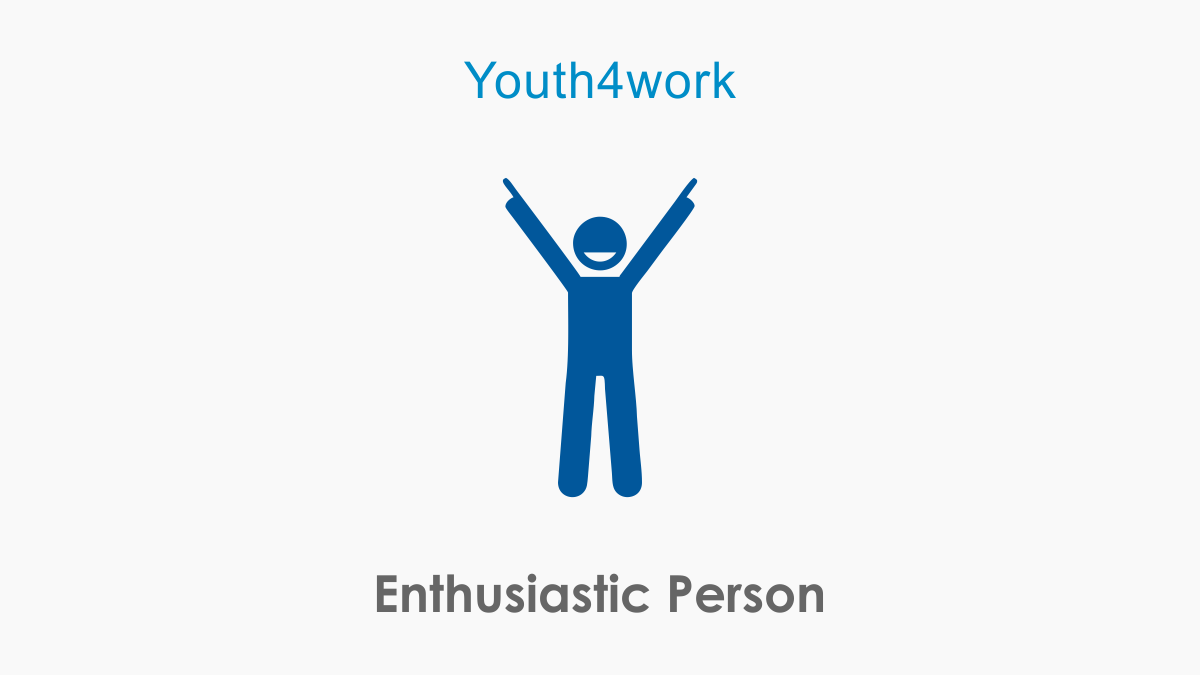 Enthusiastic Person