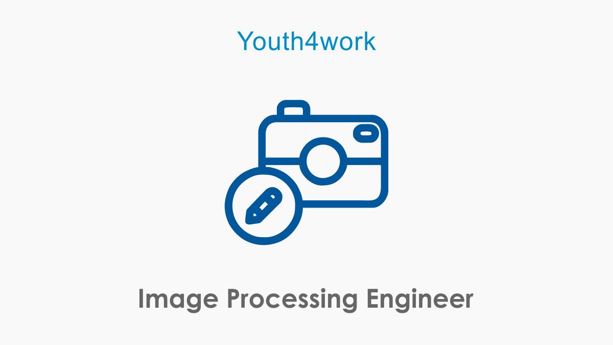 Image Processing Engineer