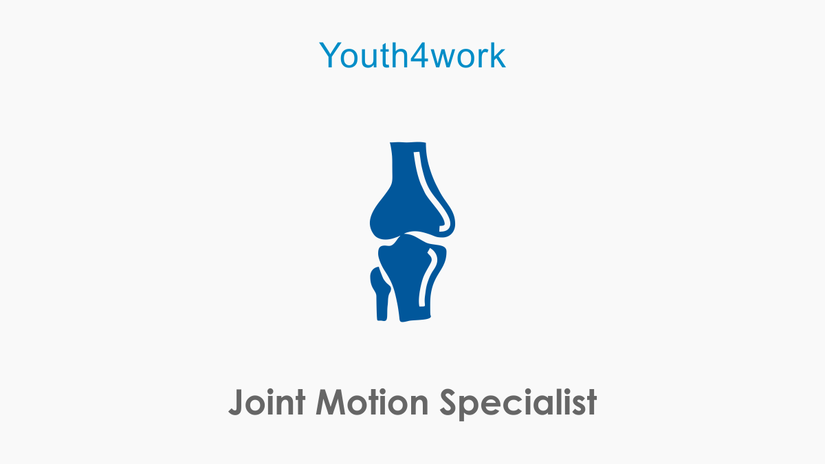 Joint Motion Specialist