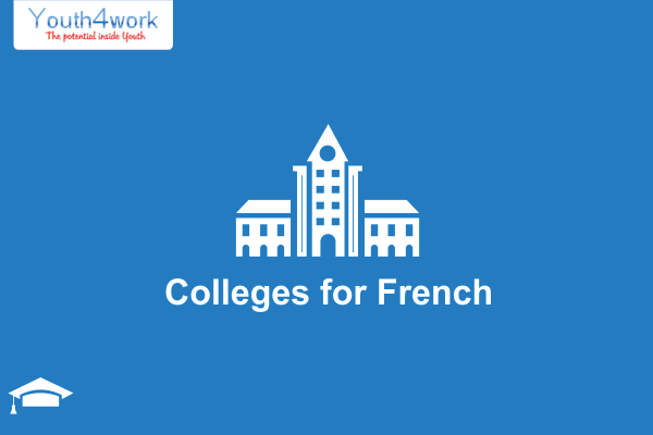 Colleges for French