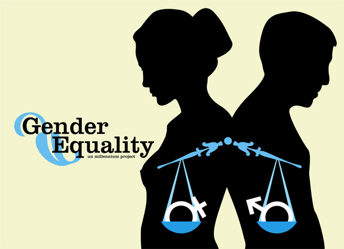 Financial equality in the times of gender equality