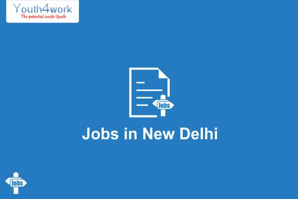 Jobs in New Delhi