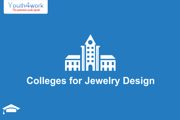 Colleges for Jewelry Design
