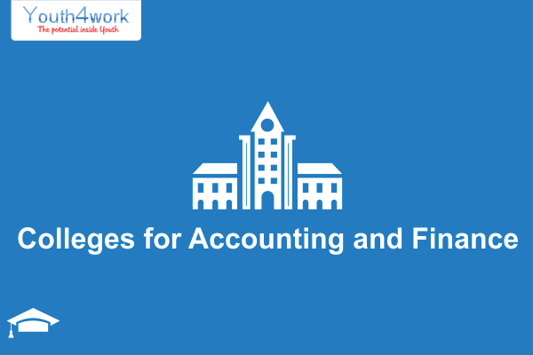 Colleges for Accounting and Finance