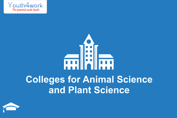 Colleges for Animal Science and Plant Science