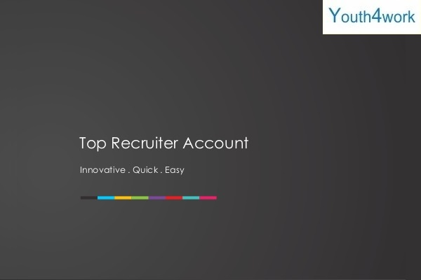 Top Recruiter Account - Enhance Recruitment Process