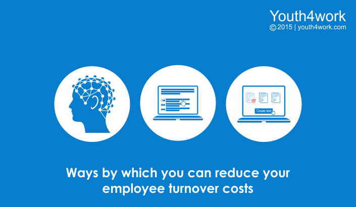 3 ways by which you can reduce your employee turnover costs