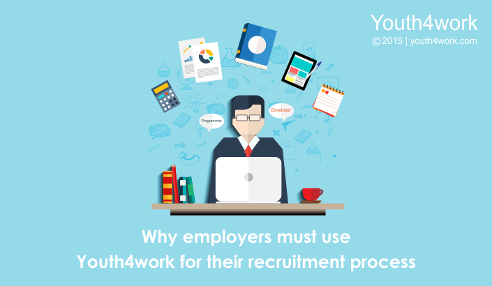 Why employers must use Youth4work for their recruitment process