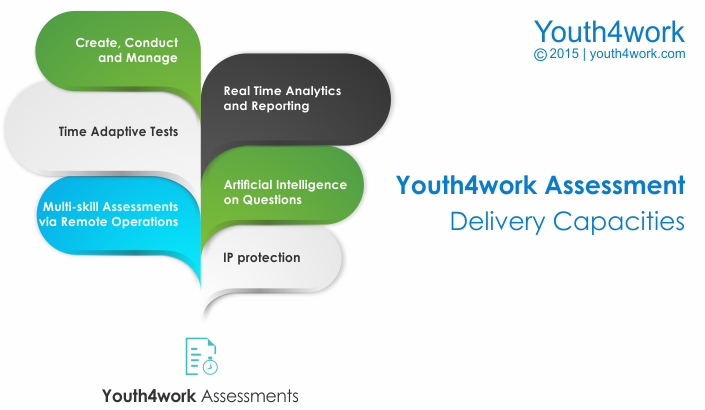 Youth4work Assessment Delivery Capacities