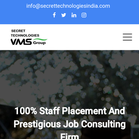Secret Technologies India VMS Group