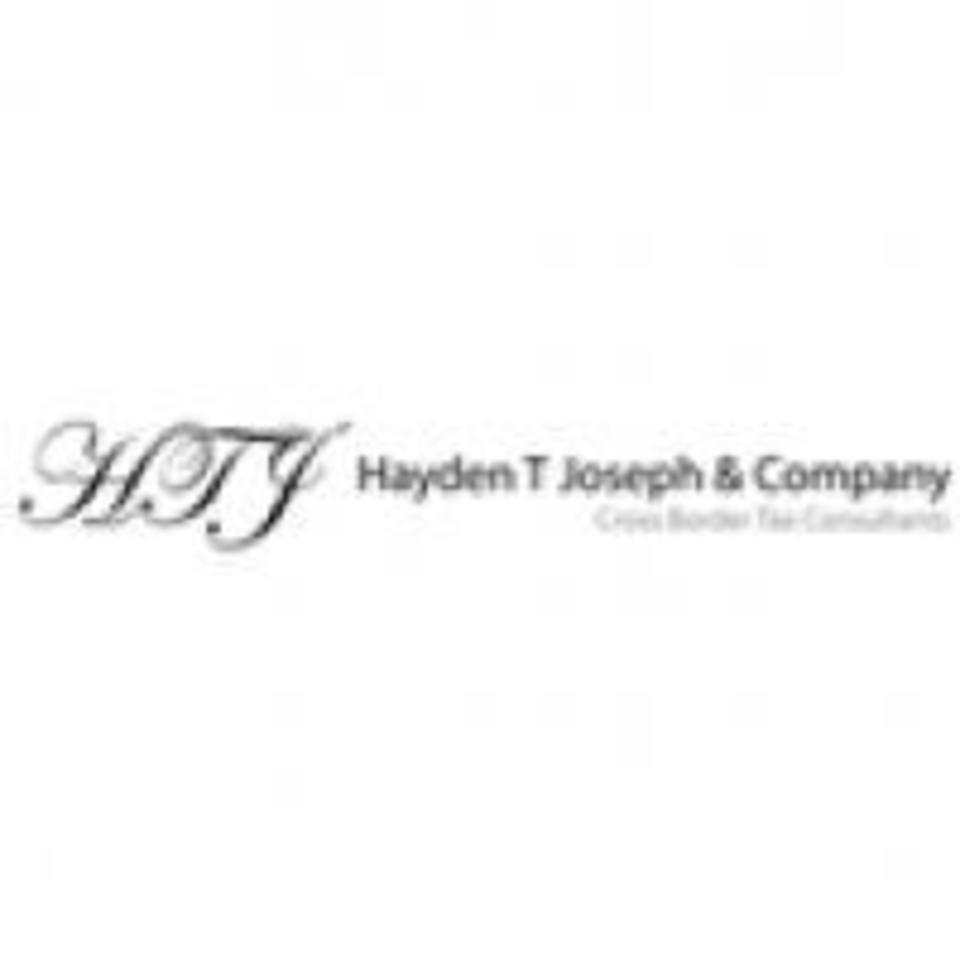 Hayden T Joseph