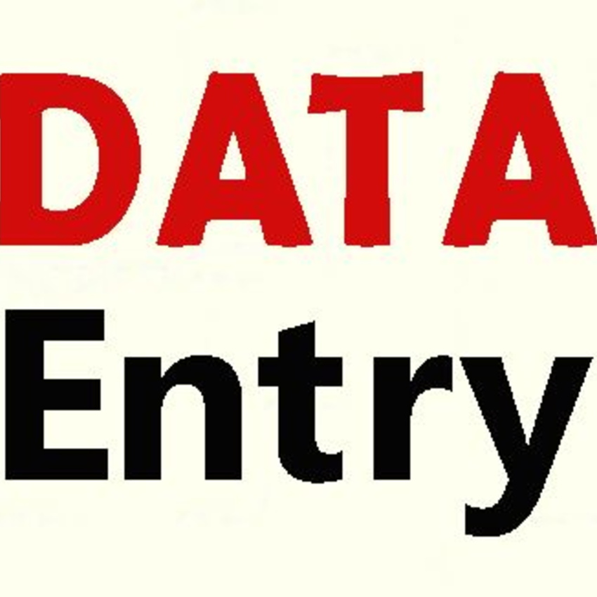 DATA ENTRY PART TIME JOBS IN TRICHY A