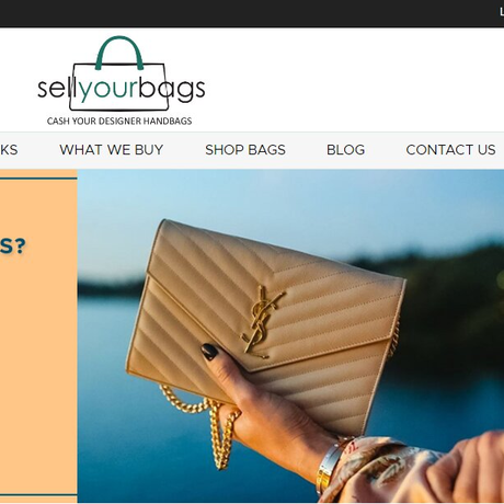 Sell your bag