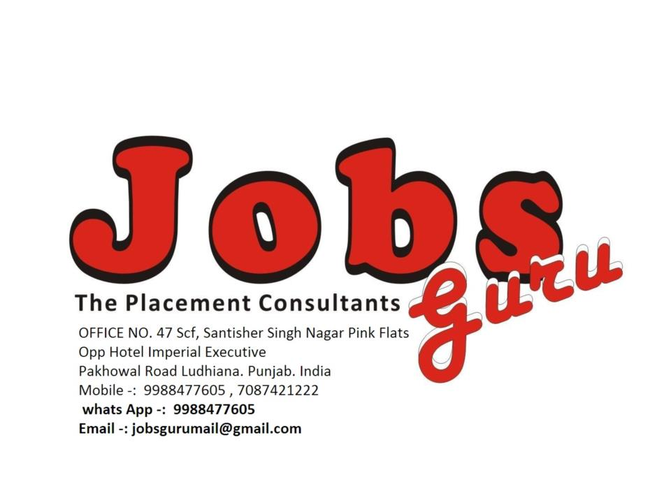 JOB GURU The Placement Consultants