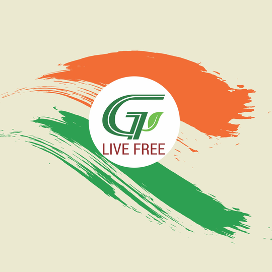 Go green Live Free